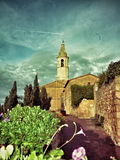 Pienza, Italy Royalty Free Stock Photography