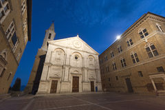 Pienza (Siena) Stock Photo