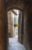 Pienza (Siena) Royalty Free Stock Image