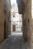 Pienza (Siena) Royalty Free Stock Photos
