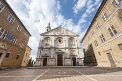 Pienza (Siena) Stock Photography