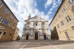 Pienza (Siena) Stock Photography