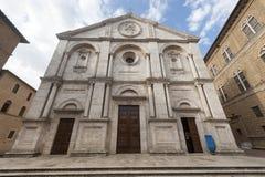 pienza Siena zdjęcie stock