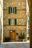 Pienza Royalty Free Stock Photography