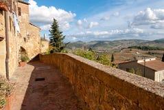Pienza, Tuscany Stock Images