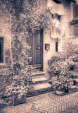 Pienza in Tuscany Royalty Free Stock Images
