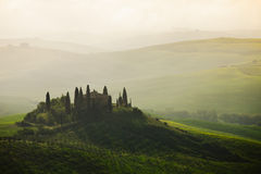 Pienza - Tuscany - Italy Royalty Free Stock Photo