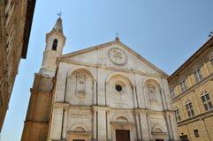 Pienza, Tuscany, Italy. Royalty Free Stock Image