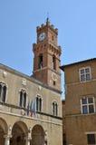 Pienza, Tuscany, Italy. Stock Photos
