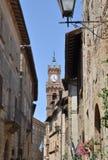 Pienza, Tuscany, Italy. Stock Image