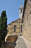 Pienza, Tuscany, Italy. Royalty Free Stock Images