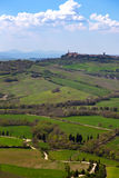 Pienza Royalty Free Stock Images