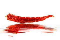 pieprz czerwone gorące obraz royalty free