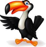Pieprzojada ptak Zdjęcia Stock