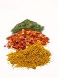 Pieprzowa curry pietruszka Obraz Stock