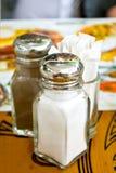pieprzowa sól Fotografia Stock