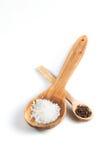 pieprzowa sól obraz stock