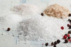 pieprzowa sól obrazy royalty free