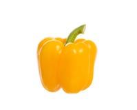 pieprzowy kolor żółty Zdjęcia Stock