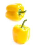 pieprzu kolor żółty Obraz Stock