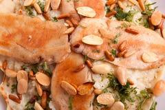 Pierś kurczak polędwicowy Zdjęcia Stock