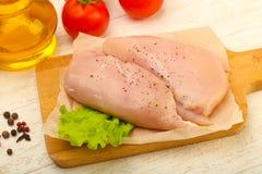 pierś kurczaka stark zdjęcie royalty free