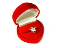 pierścień Fotografia Royalty Free