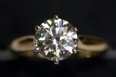 pierścień na ślub Fotografia Stock