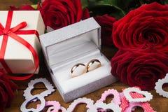 pierścienie się kwiatów Zdjęcia Royalty Free