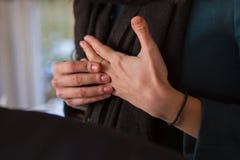 pierścionek Zdjęcie Royalty Free