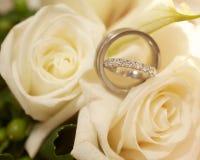 pierścionków target1472_1_ Zdjęcie Royalty Free