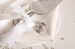 pierścionków target1714_1_ Fotografia Royalty Free