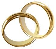 pierścionków target1887_1_ zdjęcia stock