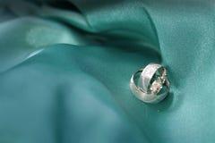 pierścionków target2240_1_ obraz stock