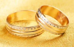 pierścionków target2771_1_ Zdjęcia Stock
