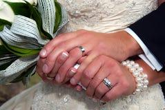 pierścionków target489_1_ Obrazy Royalty Free