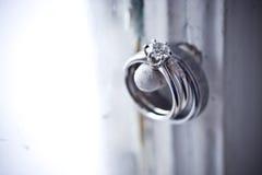pierścionki zdjęcia stock