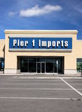 Pier 1 Imports Stock Image