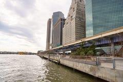 Pier 15 Stockbild