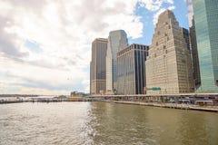 Pier 15 Lizenzfreies Stockfoto