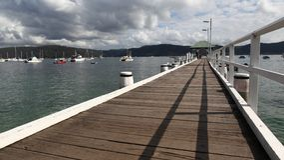 Pier Royalty Free Stock Photos