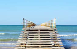 Pier Royalty Free Stock Image
