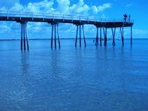 Pier Stock Foto's