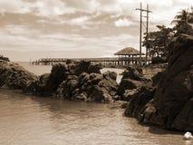 Pier Stockfotografie