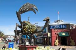 Pier 39 Lizenzfreie Stockfotos