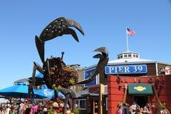 Pier 39, San Francisco Stock Image