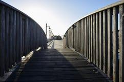 Pier Royalty-vrije Stock Foto's