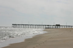 The Pier. At Ocean City royalty free stock photography