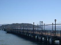 Pier. Pier, San Francisco Stock Photography