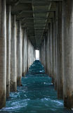 The pier Stock Photography